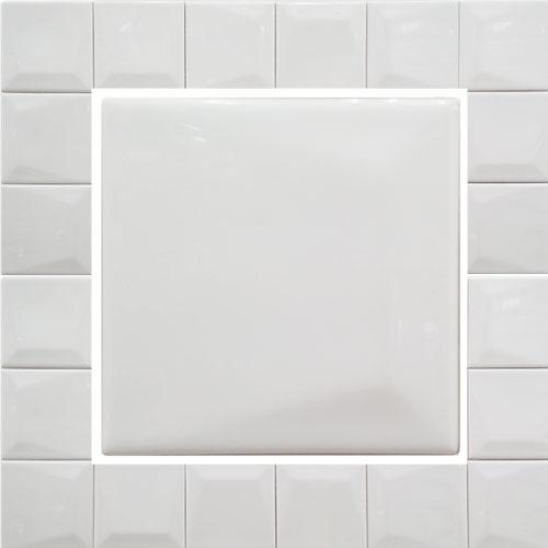 [나프렉 업 화이트 100X100 타일] 화장실벽타일 주방벽타일 ...
